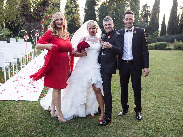 Il matrimonio di Paolo e Michela a Lonato del Garda, Brescia 69
