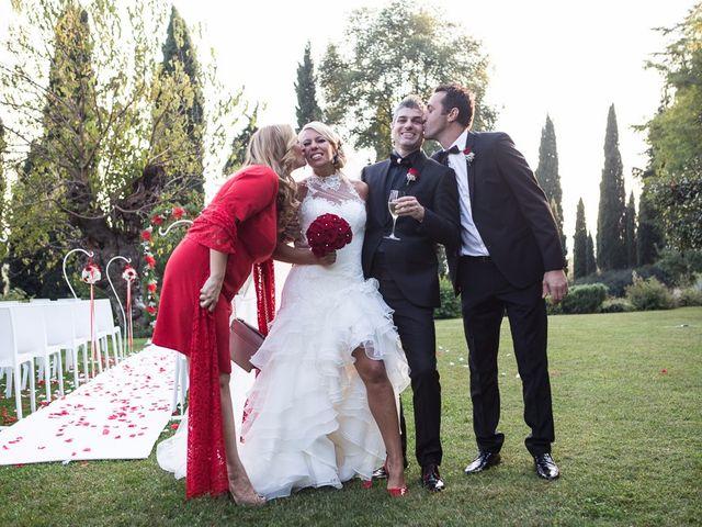 Il matrimonio di Paolo e Michela a Lonato del Garda, Brescia 70