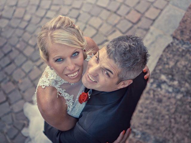 Il matrimonio di Paolo e Michela a Lonato del Garda, Brescia 76