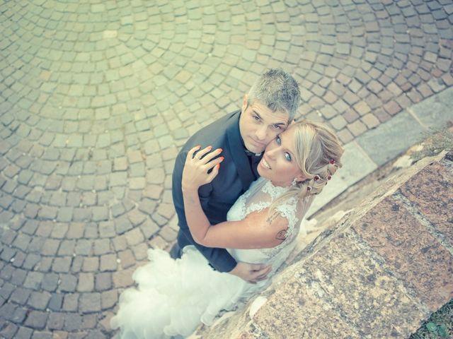 Il matrimonio di Paolo e Michela a Lonato del Garda, Brescia 83