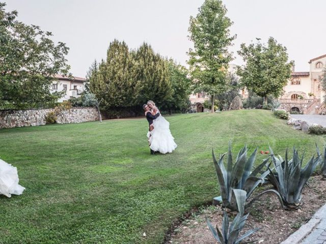 Il matrimonio di Paolo e Michela a Lonato del Garda, Brescia 93
