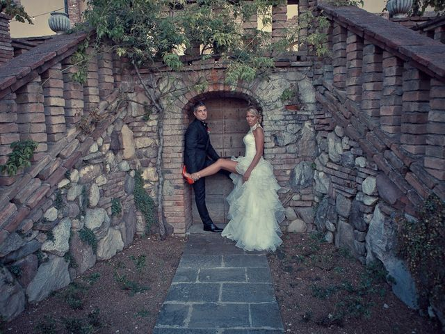 Il matrimonio di Paolo e Michela a Lonato del Garda, Brescia 94