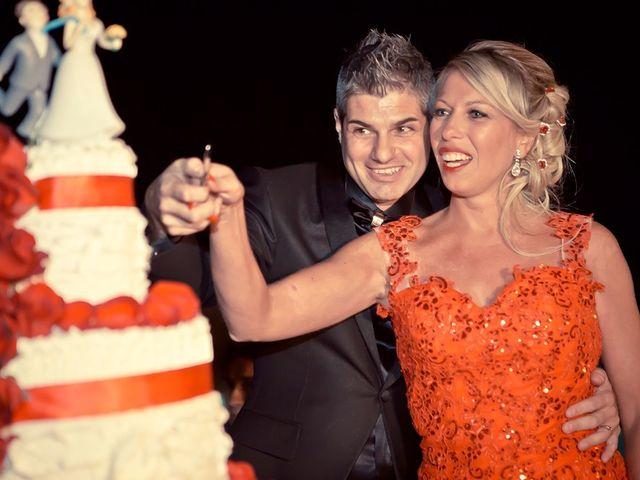 Il matrimonio di Paolo e Michela a Lonato del Garda, Brescia 99