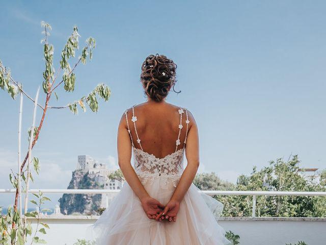 Il matrimonio di Monica e Francesco a Ischia, Napoli 6