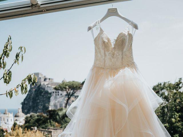 Il matrimonio di Monica e Francesco a Ischia, Napoli 7