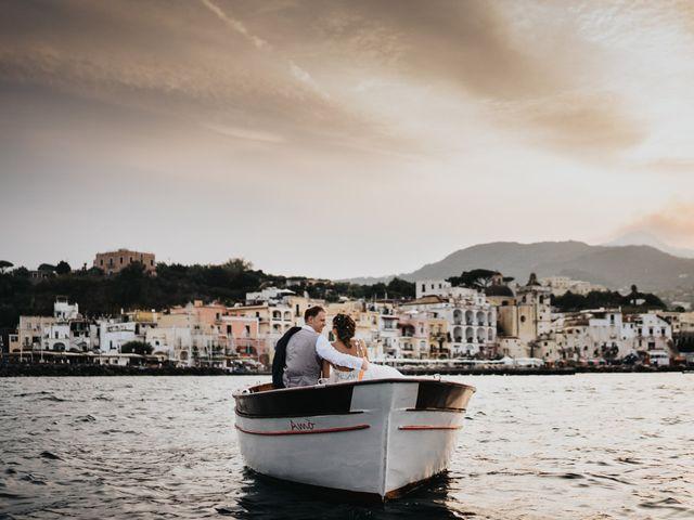 Il matrimonio di Monica e Francesco a Ischia, Napoli 14