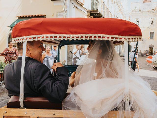 Il matrimonio di Monica e Francesco a Ischia, Napoli 16