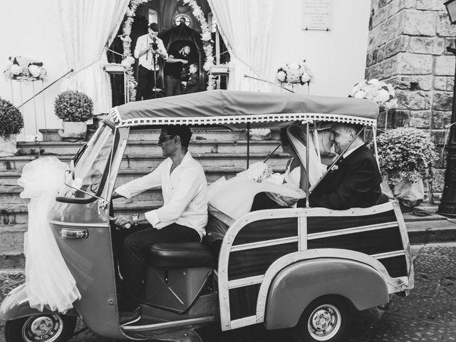 Il matrimonio di Monica e Francesco a Ischia, Napoli 19