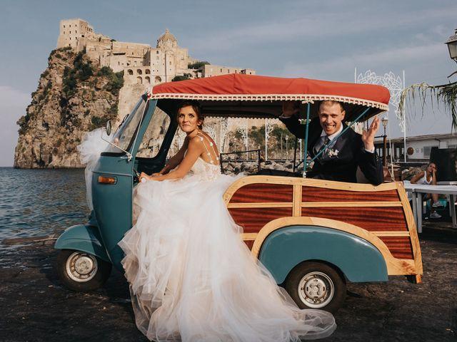 Il matrimonio di Monica e Francesco a Ischia, Napoli 29