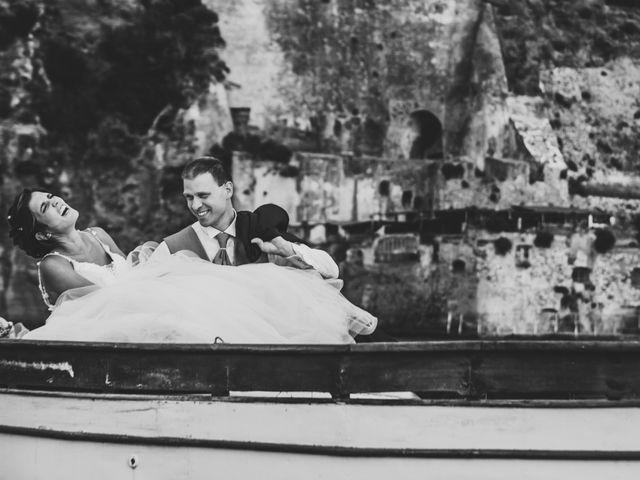 Il matrimonio di Monica e Francesco a Ischia, Napoli 32