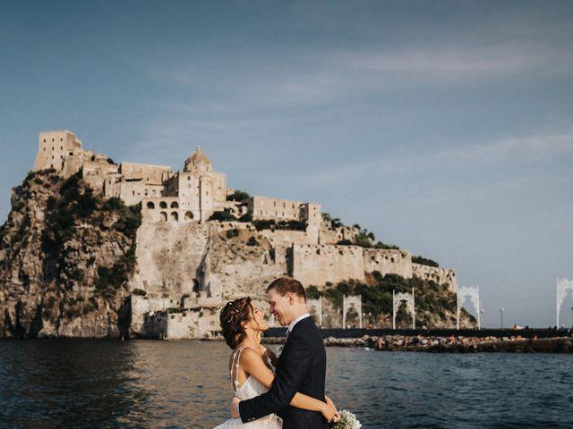 Il matrimonio di Monica e Francesco a Ischia, Napoli 34