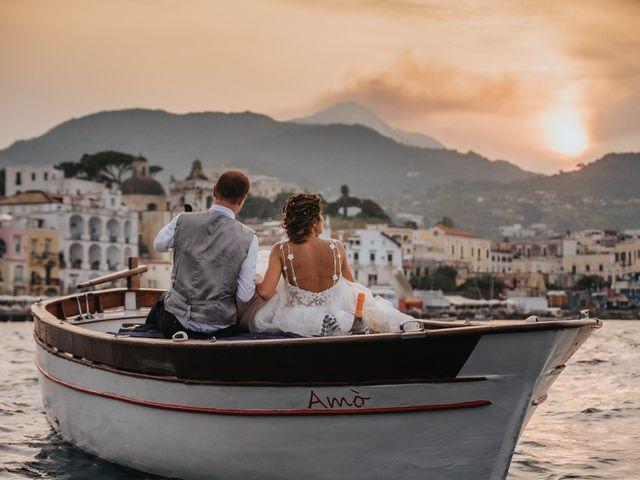 Il matrimonio di Monica e Francesco a Ischia, Napoli 1