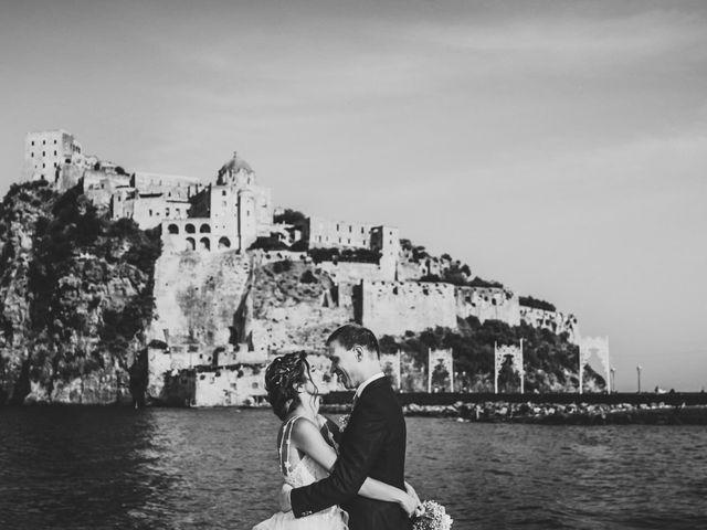Il matrimonio di Monica e Francesco a Ischia, Napoli 39