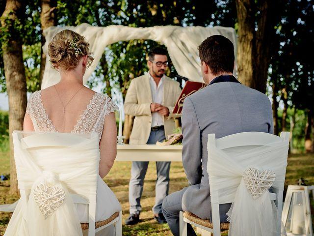Il matrimonio di Matteo e Camille a San Biagio di Callalta, Treviso 19