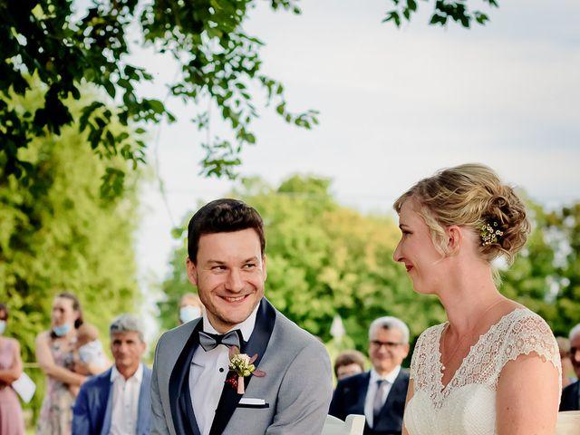 Il matrimonio di Matteo e Camille a San Biagio di Callalta, Treviso 20