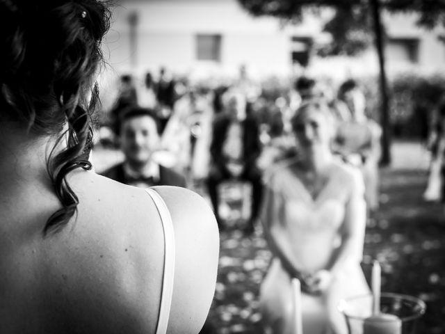 Il matrimonio di Matteo e Camille a San Biagio di Callalta, Treviso 22