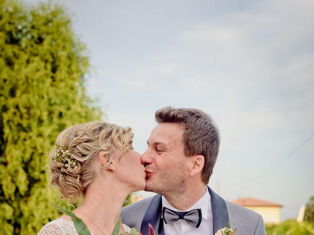 Il matrimonio di Matteo e Camille a San Biagio di Callalta, Treviso 33