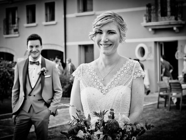 Il matrimonio di Matteo e Camille a San Biagio di Callalta, Treviso 35