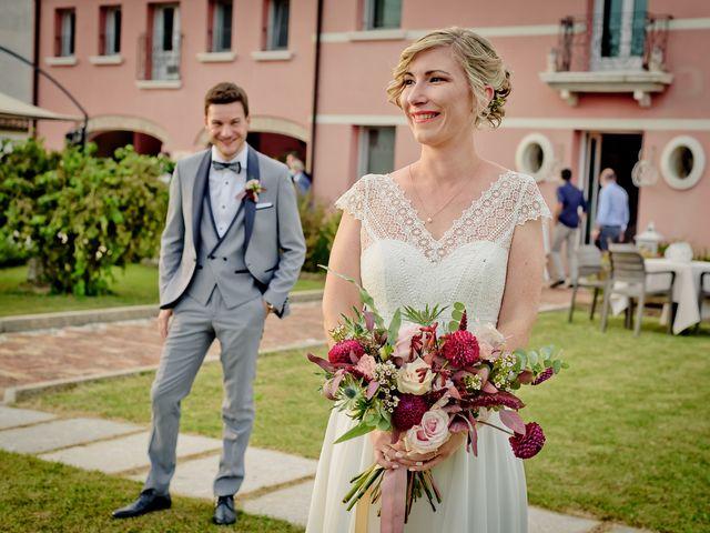 Il matrimonio di Matteo e Camille a San Biagio di Callalta, Treviso 36