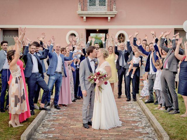 Il matrimonio di Matteo e Camille a San Biagio di Callalta, Treviso 41