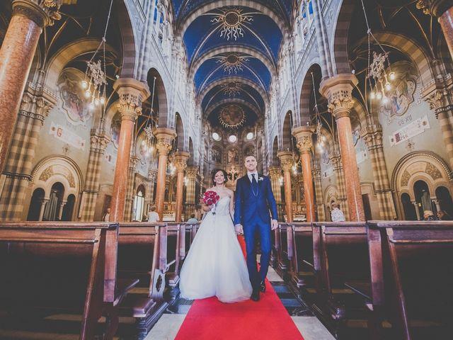 Il matrimonio di Luca e Lizzeth a Orbassano, Torino 6