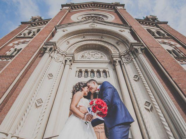Il matrimonio di Luca e Lizzeth a Orbassano, Torino 7