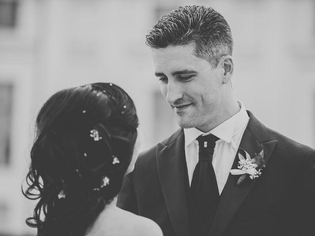 Il matrimonio di Luca e Lizzeth a Orbassano, Torino 8
