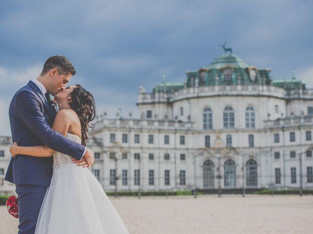 le nozze di Lizzeth e Luca