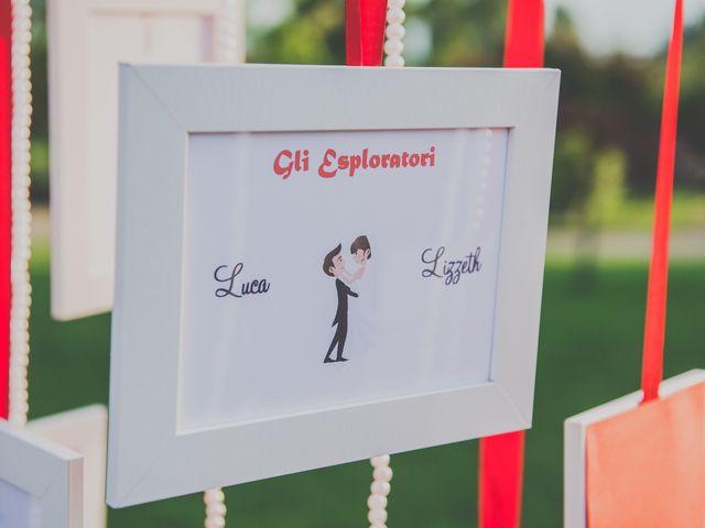 Il matrimonio di Luca e Lizzeth a Orbassano, Torino 17
