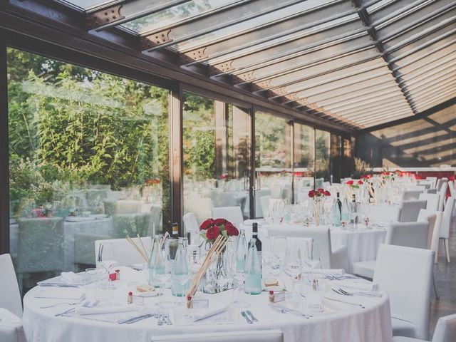 Il matrimonio di Luca e Lizzeth a Orbassano, Torino 18