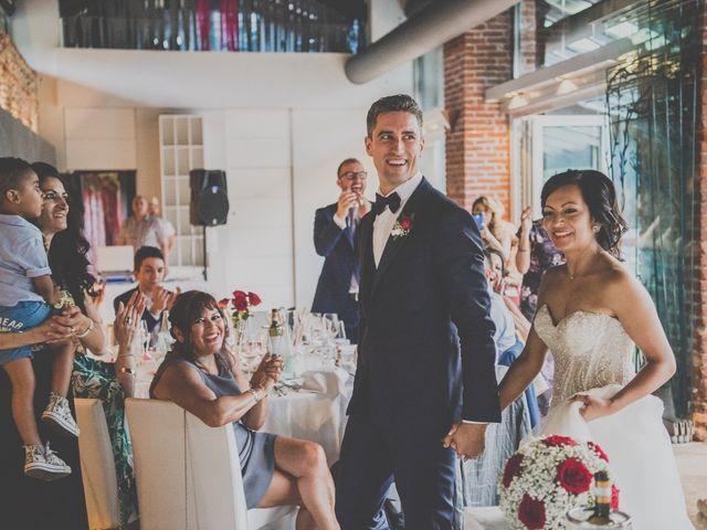 Il matrimonio di Luca e Lizzeth a Orbassano, Torino 19