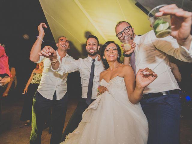 Il matrimonio di Luca e Lizzeth a Orbassano, Torino 35