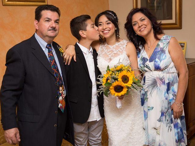 Il matrimonio di Simone e Domenica a Cremona, Cremona 38
