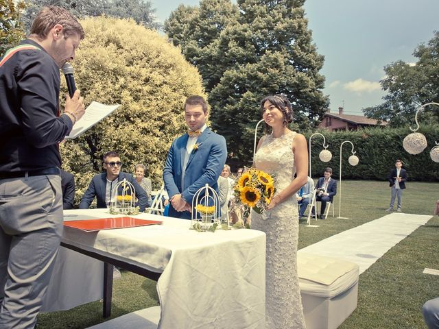 Il matrimonio di Simone e Domenica a Cremona, Cremona 54
