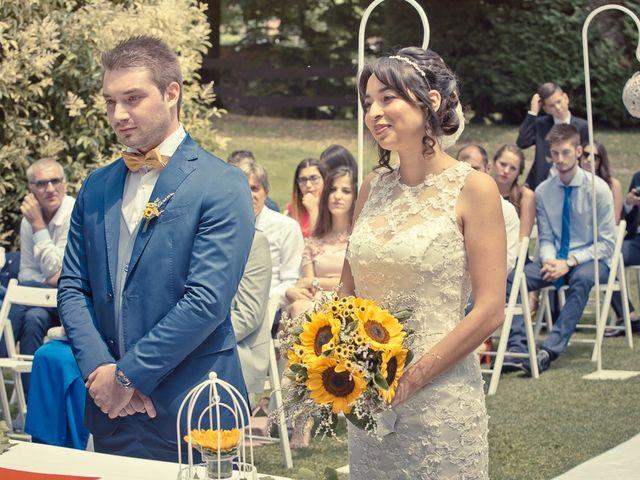 Il matrimonio di Simone e Domenica a Cremona, Cremona 56