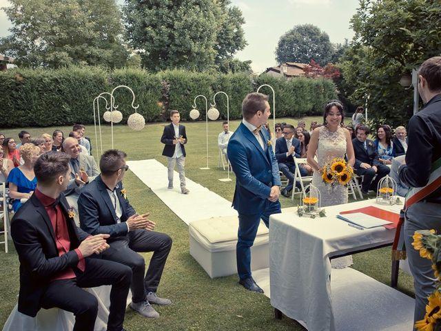 Il matrimonio di Simone e Domenica a Cremona, Cremona 59