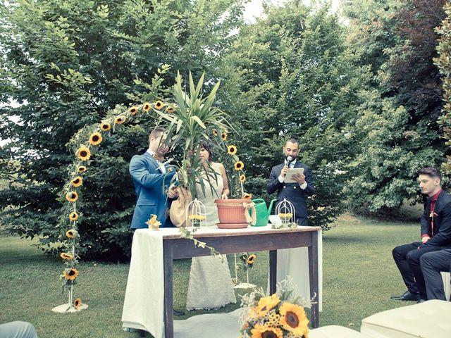 Il matrimonio di Simone e Domenica a Cremona, Cremona 77