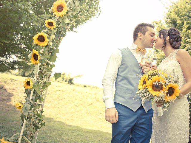 Il matrimonio di Simone e Domenica a Cremona, Cremona 1
