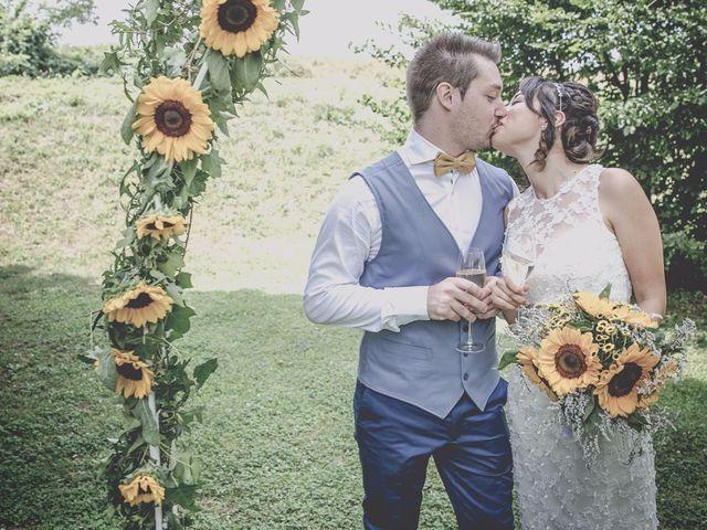 Il matrimonio di Simone e Domenica a Cremona, Cremona 100