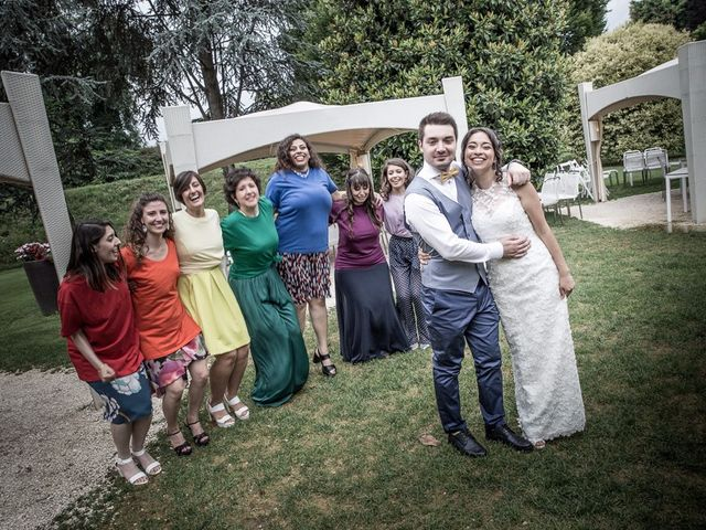 Il matrimonio di Simone e Domenica a Cremona, Cremona 120