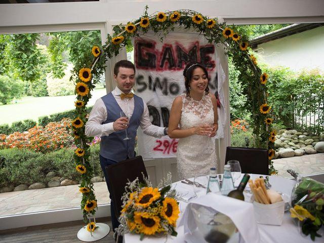 Il matrimonio di Simone e Domenica a Cremona, Cremona 131