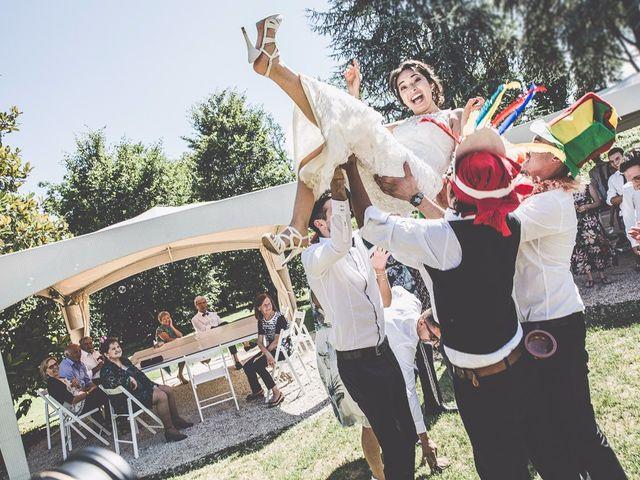 Il matrimonio di Simone e Domenica a Cremona, Cremona 153