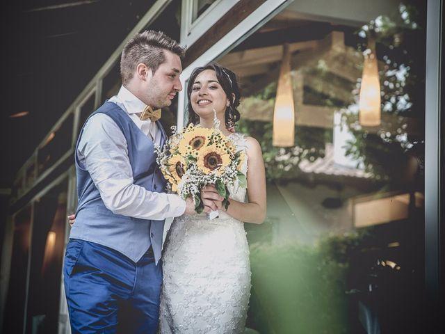 le nozze di Domenica e Simone