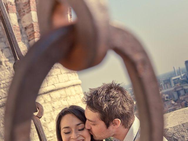Il matrimonio di Simone e Domenica a Cremona, Cremona 216