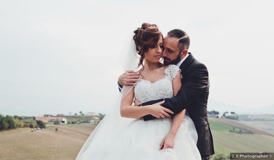 Il matrimonio di Francesca e Giordano a Pescara, Pescara