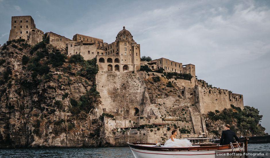 Il matrimonio di Monica e Francesco a Ischia, Napoli