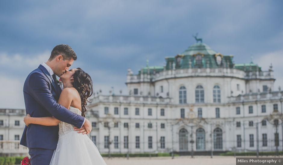 Il matrimonio di Luca e Lizzeth a Orbassano, Torino