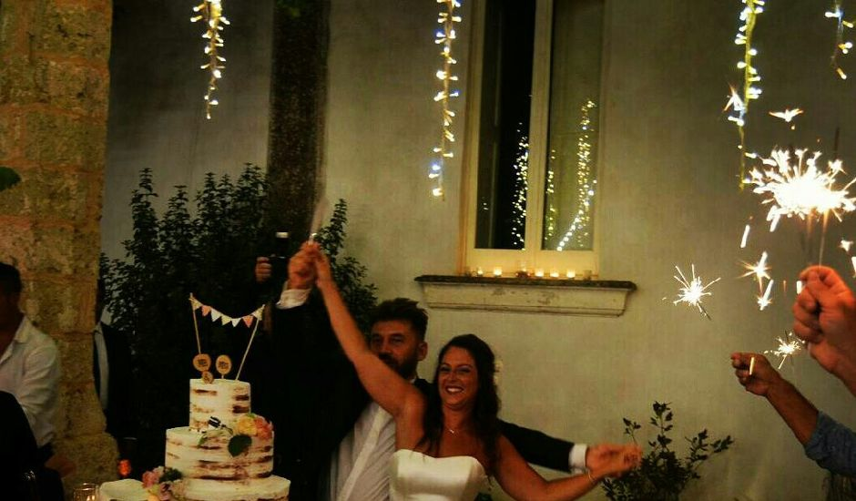 Il matrimonio di Emanuele e Elisabetta a Gallipoli, Lecce