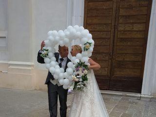 Le nozze di Raffaella e Gaetano