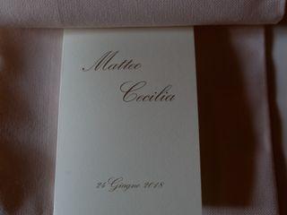 Le nozze di Cecilia e Matteo 1